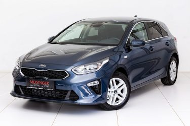 KIA ceed 1,0 T-GDI GPF Silber bei Auto Meisinger in