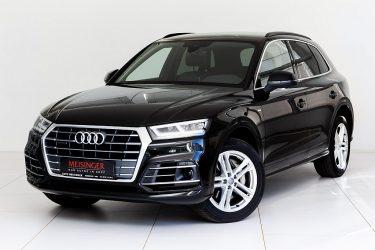 Audi Q5 3,0 TDI quattro sport Aut. bei Auto Meisinger in