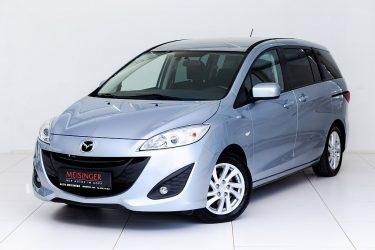 Mazda Mazda 5 1,8i TX bei Auto Meisinger in
