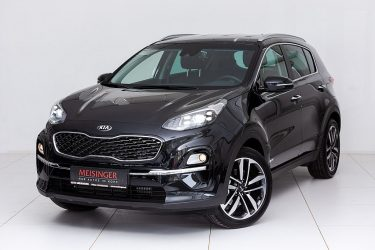 KIA Sportage 1,6 T-GDI AWD First Edition DCT Aut. bei Auto Meisinger in