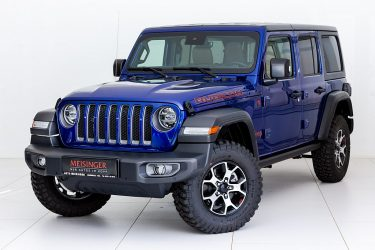 Jeep Wrangler Unlimited Rubicon 2,2 CRDi Aut. bei Auto Meisinger in