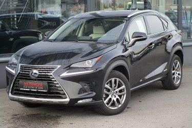 Lexus NX 300h Executive Hybrid Aut. bei Auto Meisinger in