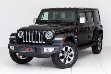 Jeep Wrangler Unlimited Sahara 2,2 CRDi Aut. bei Auto Meisinger in