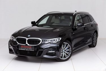 BMW 330i xDrive Touring M-Paket Aut. bei Auto Meisinger in