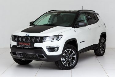 Jeep Compass 4xe Trailhawk bei Auto Meisinger in