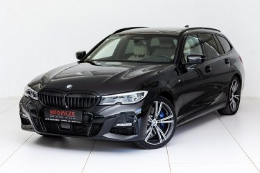 BMW 330d xDrive Touring M-Paket Aut. bei Auto Meisinger in