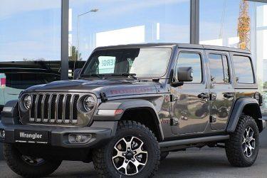 Jeep Wrangler Unlimited Rubicon 2,2 CRDi Aut. bei Auto Meisinger in
