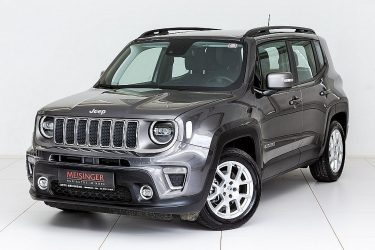 Jeep Renegade 1,6 MultiJet II FWD 6DDCT 120 Limited bei Auto Meisinger in