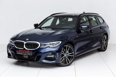 BMW 320d xDrive Touring M-Paket Aut. bei Auto Meisinger in