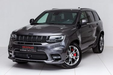 Jeep Grand Cherokee 6,4 V8 HEMI SRT bei Auto Meisinger in