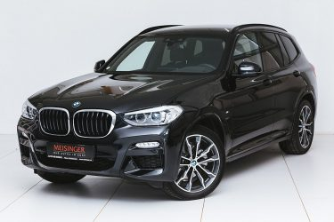 BMW X3 xDrive20i M-Paket Aut. bei Auto Meisinger in
