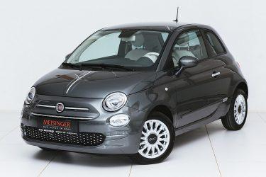 Fiat 500 1,2 Fire 70 Lounge Dualogic Aut. bei Auto Meisinger in