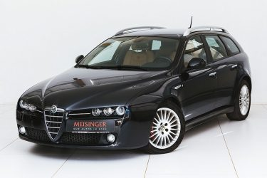Alfa Romeo Alfa 159 SW 2,4 JTDM 20V TI Q4 bei Auto Meisinger in