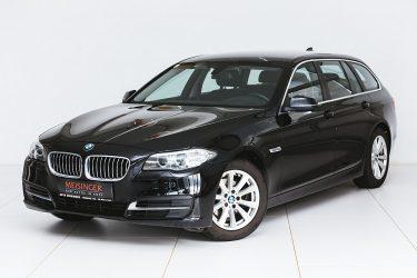 BMW 520d Touring Aut. bei Auto Meisinger in