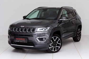 Jeep Compass 2,0 MultiJet AWD 9AT 140 Limited Aut. bei Auto Meisinger in