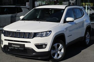 Jeep Compass 2,0 MultiJet AWD 9AT 140 Longitude. bei Auto Meisinger in