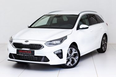 KIA ceed SW 1,6 CRDi ISG Gold DCT bei Auto Meisinger in