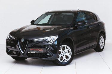 Alfa Romeo Stelvio Super 2,2 ATX AWD bei Auto Meisinger in