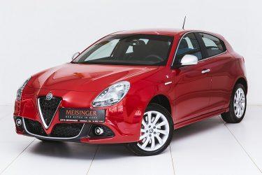 Alfa Romeo Giulietta TI 1,4 TB 120 bei Auto Meisinger in