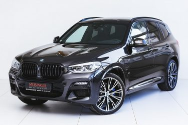 BMW X3 xDrive30e M-Paket Aut. bei Auto Meisinger in