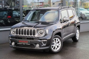 Jeep Renegade 1,3 MultiAir T4 FWD 6DDCT 150 Limited bei Auto Meisinger in