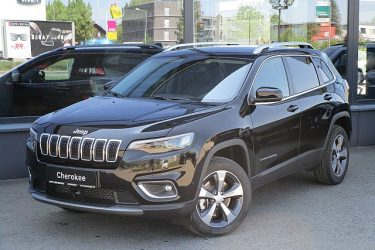 Jeep Cherokee MCA 2,2 Diesel Limited AWD 9AT Aut. bei Auto Meisinger in
