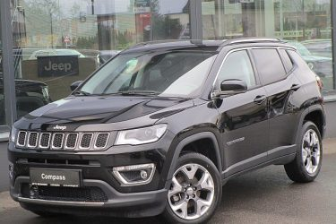 Jeep Compass 2,0 MultiJet AWD 9AT 140 Limited bei Auto Meisinger in