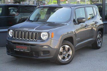 Jeep Renegade 1,6 EtorQ 110 Sport bei Auto Meisinger in