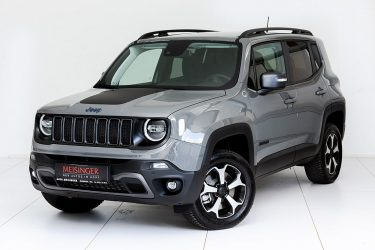 Jeep Renegade Trailhawk 1.3 PHEV 240PS AT 4xe bei Auto Meisinger in