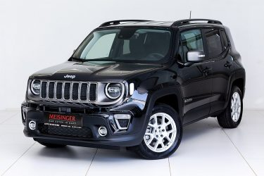 Jeep Renegade 1.3 PHEV AT 4xe Limited bei Auto Meisinger in