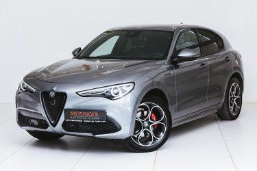 Alfa Romeo Stelvio Veloce 2,0 16V 280 AT8 Q4 bei Auto Meisinger in