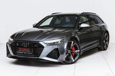 Audi RS6 Avant 4,0 TFSI quattro S-tronic bei Auto Meisinger in