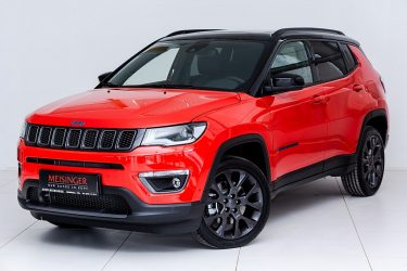Jeep Compass 1.3 PHEV AT 4xe S bei Auto Meisinger in