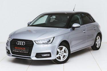 Audi A1 SB 1,4 TFSI Sport bei Auto Meisinger in