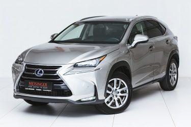 Lexus NX 300h Limited Hybrid bei Auto Meisinger in