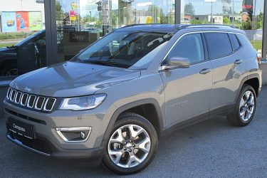 Jeep Compass 2,0 MultiJet AWD 9AT 170 Limited bei Auto Meisinger in