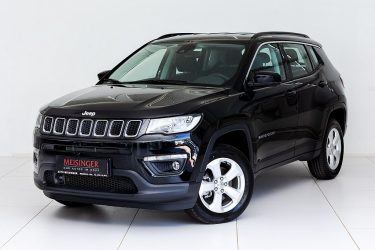 Jeep Compass 2,0 MultiJet AWD 6MT 140 Longitude bei Auto Meisinger in