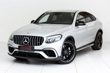 Mercedes-Benz GLC 63 AMG Coupé 4MATIC+ bei Auto Meisinger in