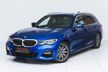 BMW 320i Touring M-Paket Aut. bei Auto Meisinger in