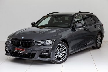 BMW 320d xDrive Touring Aut. bei Auto Meisinger in