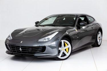 Ferrari GTC4Lusso T bei Auto Meisinger in