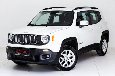 Jeep Renegade 2,0 MultiJet II 120 Longitude AWD bei Auto Meisinger in