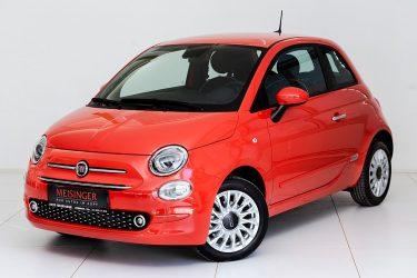 Fiat 500 FireFly Hybrid 70 Lounge bei Auto Meisinger in