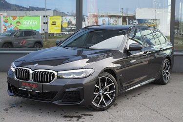 BMW 520d 48 V Touring xDrive Aut. bei Auto Meisinger in
