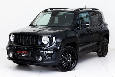 Jeep Renegade 1.3 PHEV AT 4xe Night Eagle bei Auto Meisinger in
