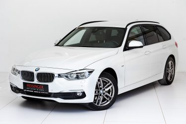 BMW 318d xDrive Touring Luxury Line bei Auto Meisinger in