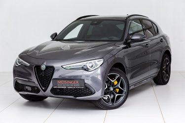 Alfa Romeo Stelvio Veloce 2,0 16V 280 AT8 Q4 MY 2020 bei Auto Meisinger in
