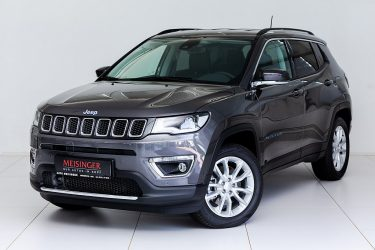 Jeep Compass 4xe PHEV Limited bei Auto Meisinger in