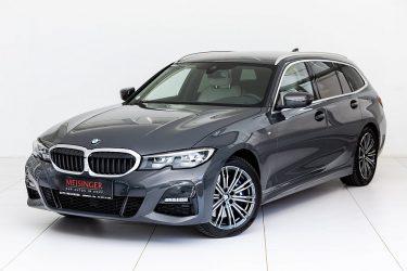 BMW 330i xDrive Touring M-Paket Aut. bei Auto Meisinger in