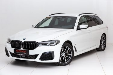 BMW 520d 48 V Touring xDrive M-Paket Aut. bei Auto Meisinger in